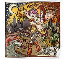 Chaos & Entropy Fairy Poster
