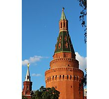 Moscow's Towers Photographic Print