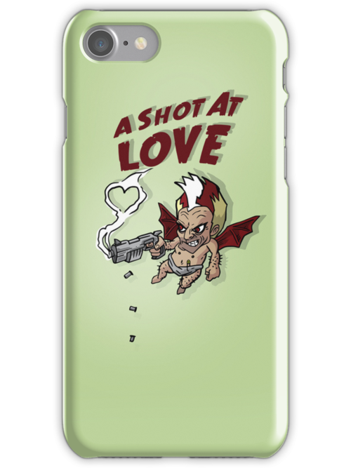 A shot at love by aguirre