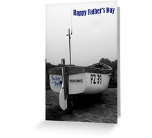 Father Bob (Father's Day card) Greeting Card