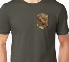 Custom Dredd Badge Shirt - Pocket - (Sully) Unisex T-Shirt
