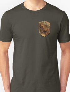 Custom Dredd Badge Shirt - Pocket - (Sully) T-Shirt