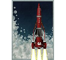 Thunderbird 3 Photographic Print