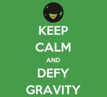 Defy Gravity by bobafettbach