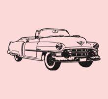 Vintage Car 1950's by Vana Shipton