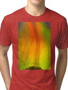 pepper flame Tri-blend T-Shirt