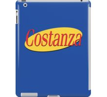 Costanza I iPad Case/Skin