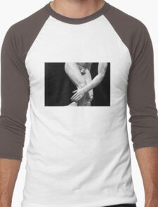 Human beauty Men's Baseball ¾ T-Shirt