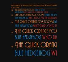 The Quick Orange Fox T-Shirt