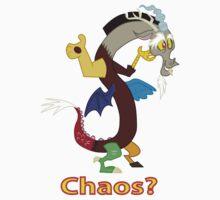 Discord loves Chaos by theirishbronyx