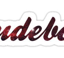 Rudeboi Sticker
