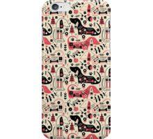 Dog Folk  iPhone Case/Skin