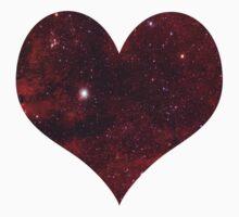 space heart by McElla Gregor