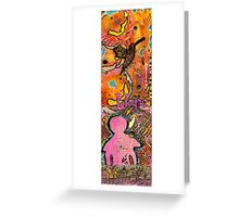 Lady of HOPE - A Breast Cancer Donation Greeting Card