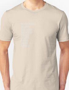 The Scoobies (light type) T-Shirt