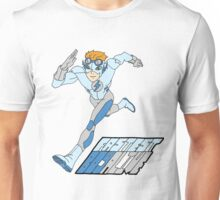 Kid Flash: Fastest Boy Alive (Cold Scheme) Unisex T-Shirt