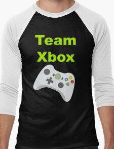 Team Xbox Men's Baseball ¾ T-Shirt