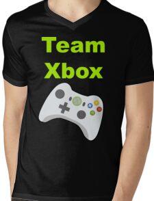 Team Xbox Mens V-Neck T-Shirt