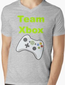 Team Xbox Mens V-Neck T-Shirt
