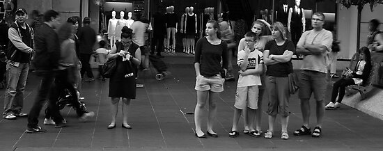 The Spectators by JHP Unique and Beautiful Images