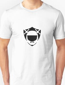 Black Water Ops - Official Logo (White) T-Shirt