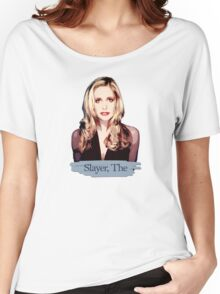 Buffy: Slayer, The Women's Relaxed Fit T-Shirt