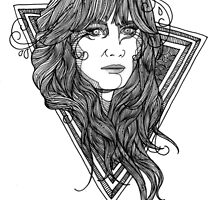 Zooey Deschanel  by SpectralLion