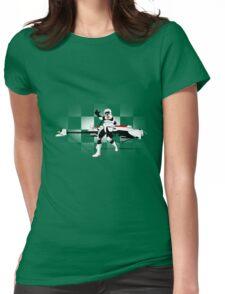 Speed Biker Womens Fitted T-Shirt