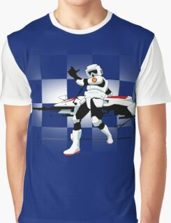 Speed Biker Graphic T-Shirt
