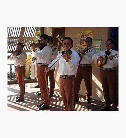 Mexican Serenade  Photographic Print
