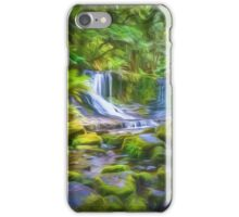 Lady Barron Falls (GO2) iPhone Case/Skin