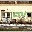 Graffiti Love by Mikell Herrick