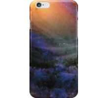 Ambient Galaxy - Abstract Print iPhone Case/Skin
