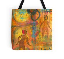 Childhood Friends: I Remember You Tote Bag