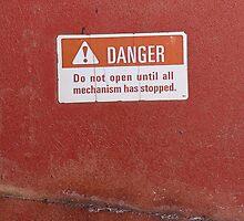 Danger by Armando Martinez