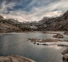 Lake Sabrina by Cat Connor
