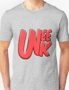 """UNEEK """"Bubble Gum"""" Original logo Unisex T-Shirt"""