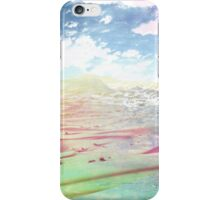 Desert Collage Abstract Art iPhone Case/Skin