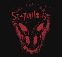 Splatterhouse Cover by Oss182
