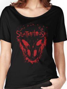 Splatterhouse Cover Women's Relaxed Fit T-Shirt