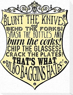Blunt the Knives by tripinmidair