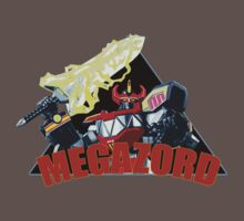 Megazord by Designsbytopher