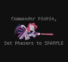 Set Phasers to SPARKLE by Trony13