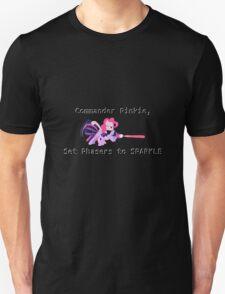 Set Phasers to SPARKLE T-Shirt