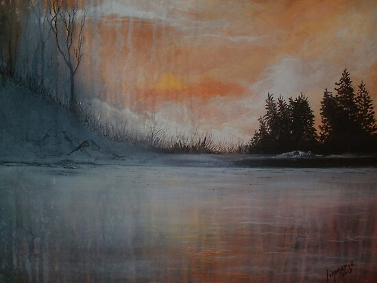 Where dreams begin... by linmarie