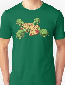 Teenage Mutant Ninja Turtles - Pizza T-Shirt
