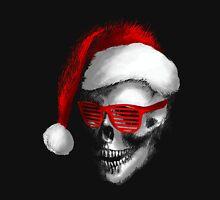 Santa Skull Unisex T-Shirt
