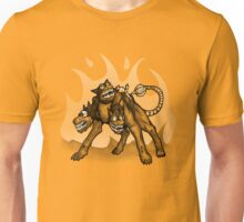 Steampunked Cerberus Unisex T-Shirt