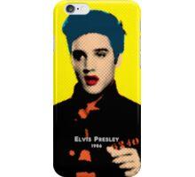 Elvis Presley with Andy Warhol Pop Art iPhone Case/Skin