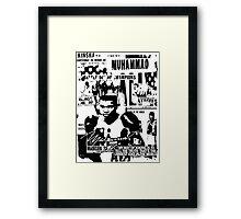 champ Framed Print